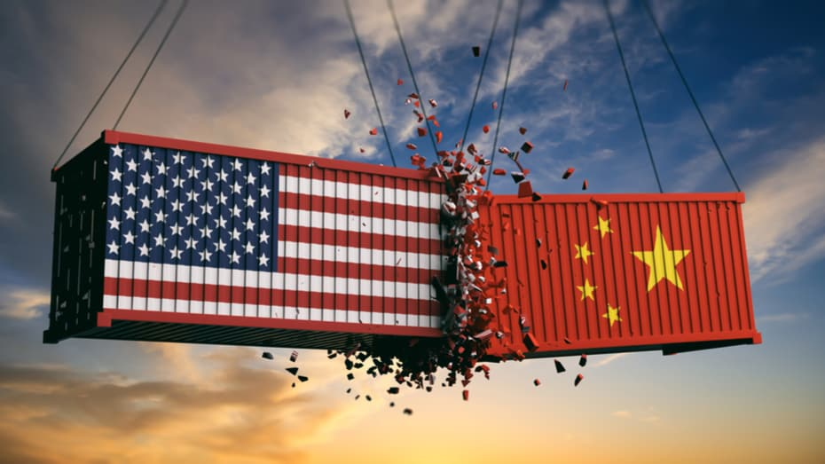 Hedging Against a Trade War